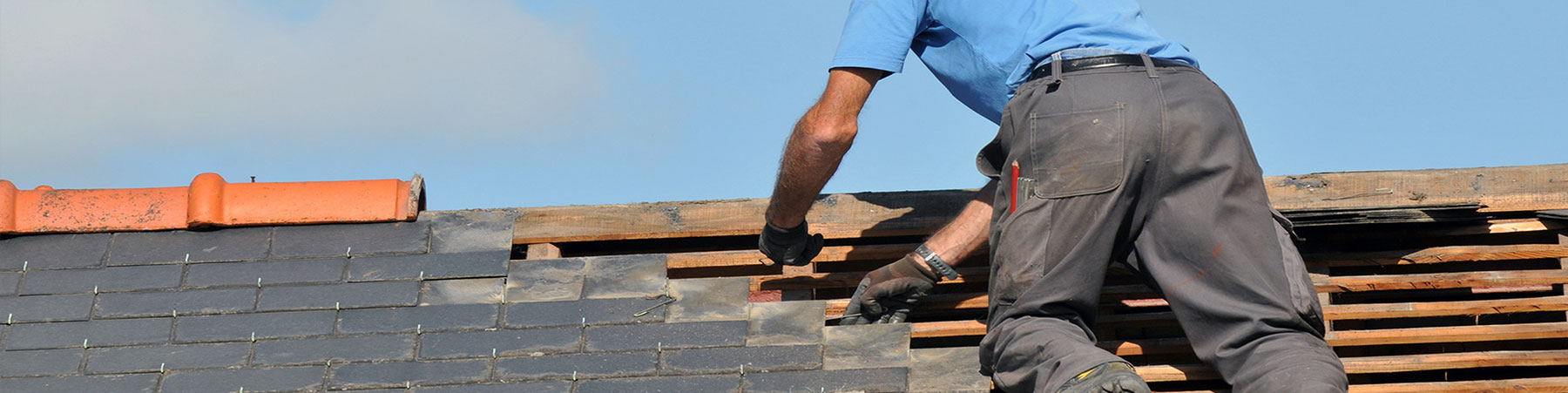 Welcome To Ryan Roofing. Roofing That Stands The Test Of Time.